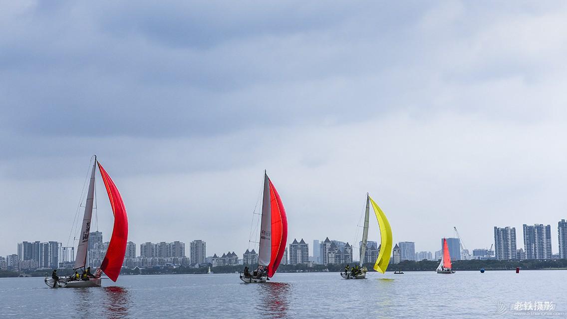 苏州 2016苏州城际内湖杯帆船赛一瞥 金鸡湖19-