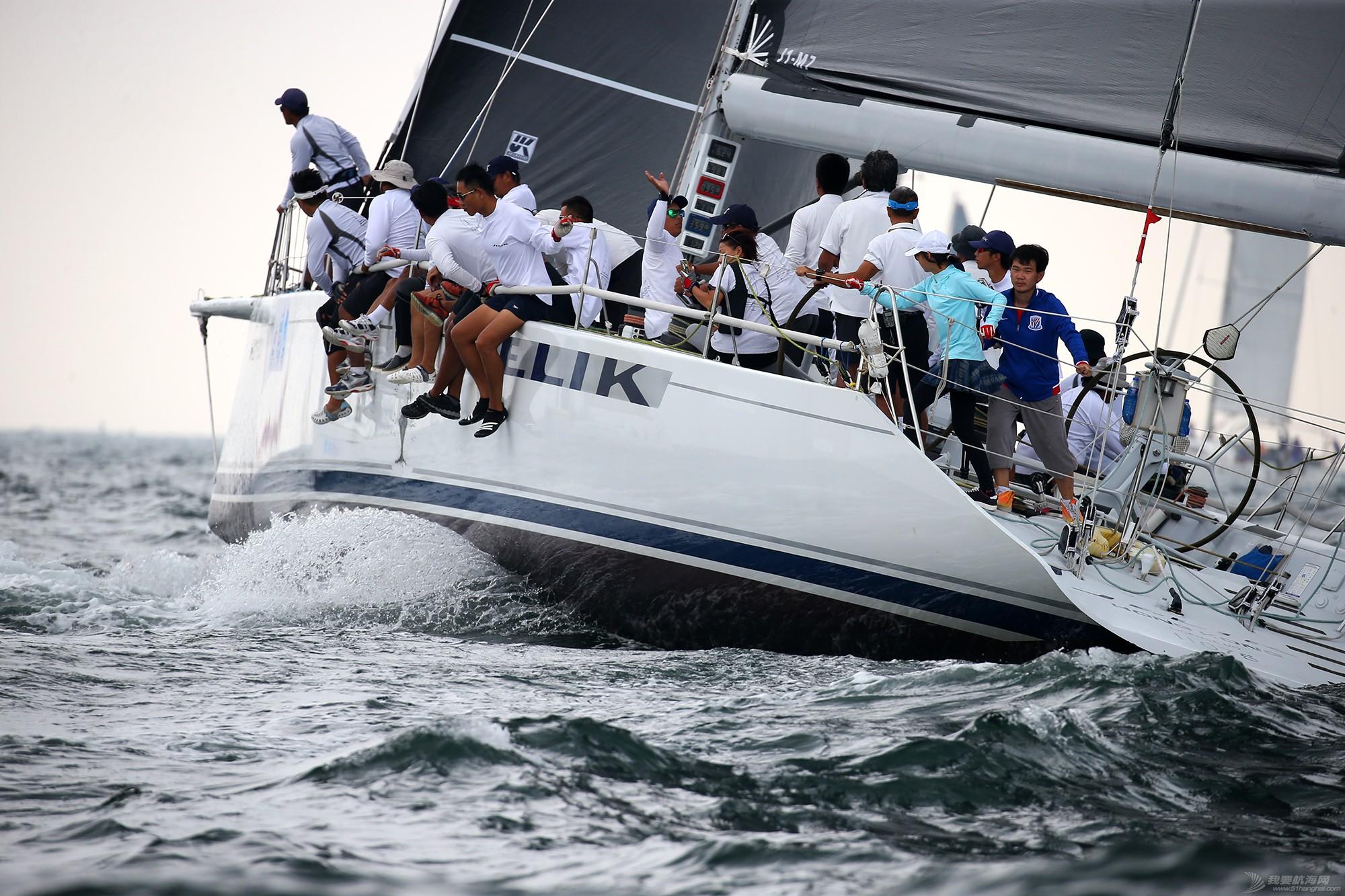 中国 中国杯帆船赛第三日——无风不起浪,雨中见刀枪 E78W6531.JPG