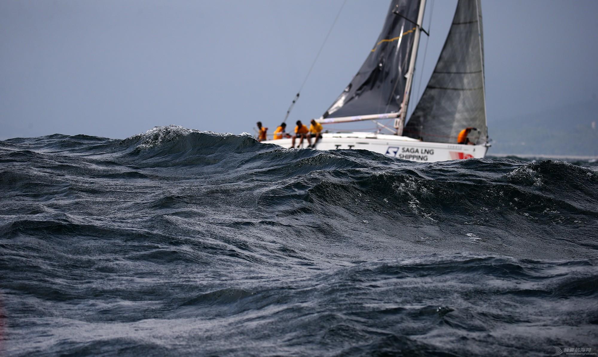 中国 中国杯帆船赛第三日——无风不起浪,雨中见刀枪 E78W7370.JPG