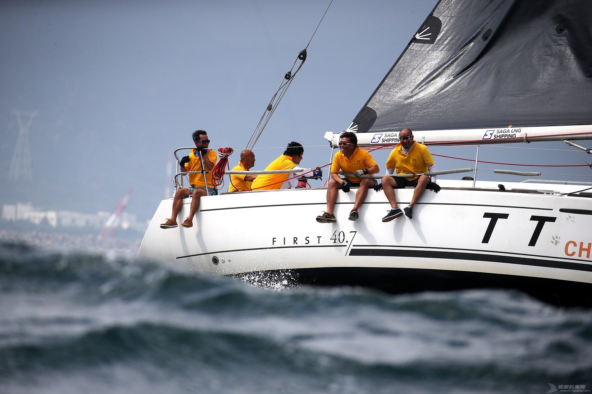 中国 中国杯帆船赛第三日——无风不起浪,雨中见刀枪 E78W7372.JPG