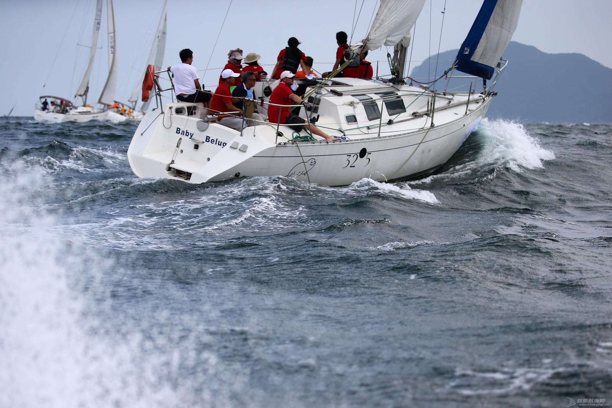 中国 中国杯帆船赛第三日——无风不起浪,雨中见刀枪 E78W7483.JPG
