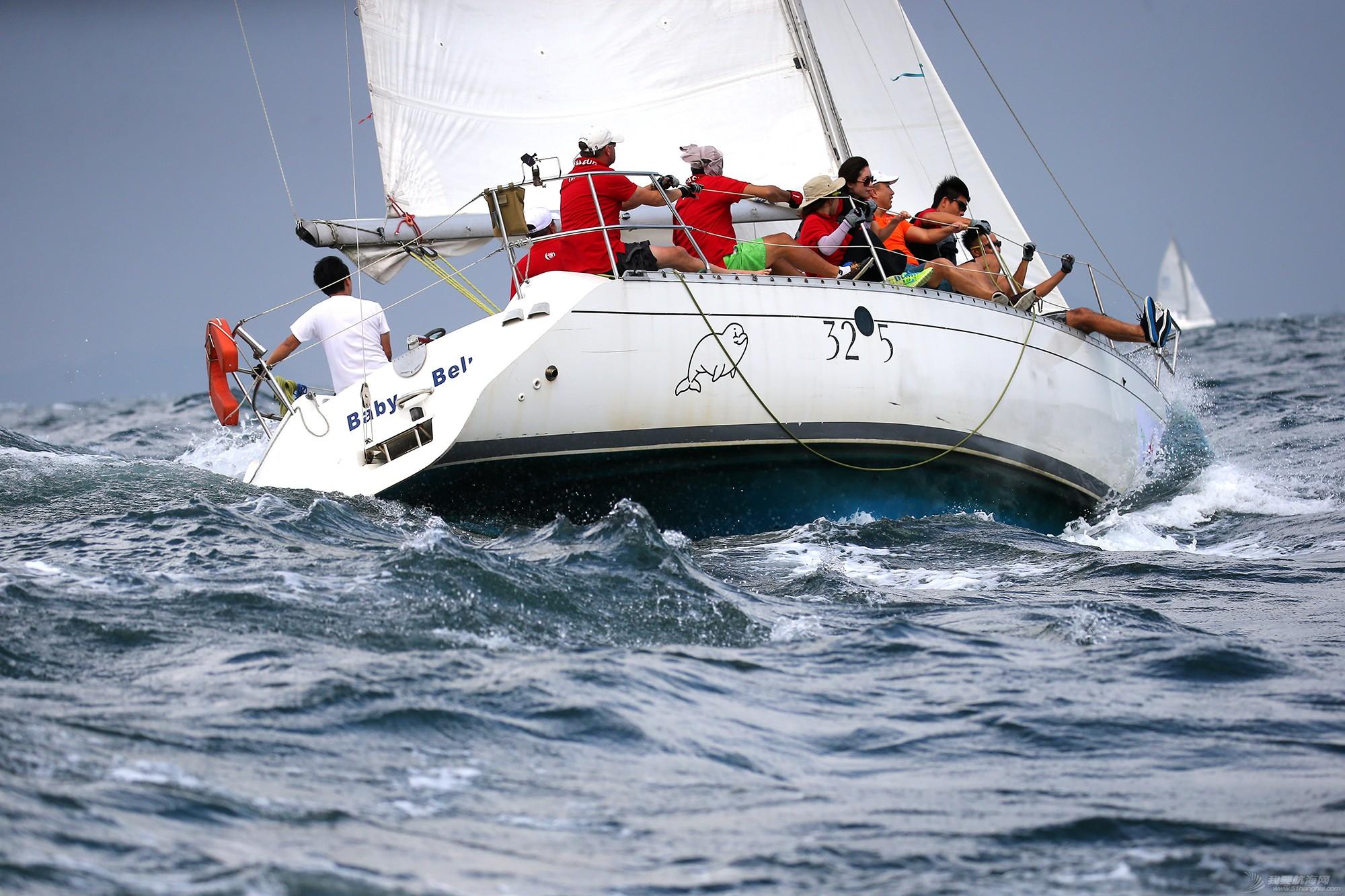 中国 中国杯帆船赛第三日——无风不起浪,雨中见刀枪 E78W7632.JPG
