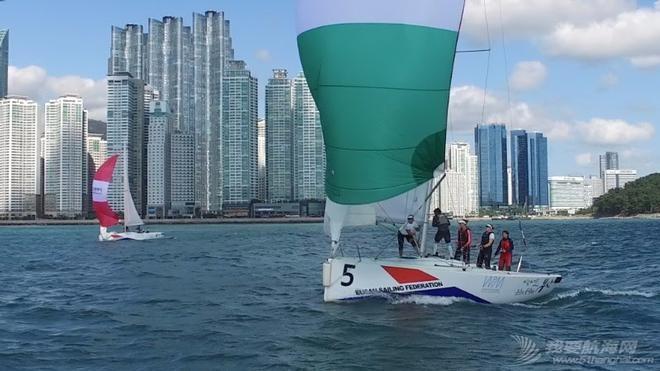 澳大利亚,意大利,以色列,当地时间,新西兰 一周风帆世界( 10.22-10.28)郭川你在哪里? Busan