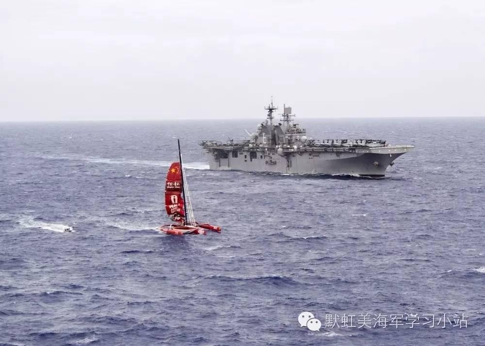 美国海军,夏威夷,太平洋,船坞登陆舰,海岸警卫队 搜寻郭川:美国海军的搜寻行动及特点? 2293275014b9d668bdff532634004eb1.jpg