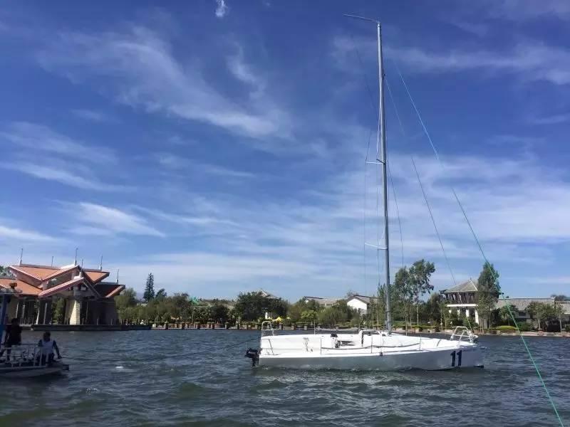 不见不散,帆船,西昌,国际 岸上跑西马 ——20艘帆船集结完毕 11月5日将扬. 1dd1b5f64d50bf40182899f8ef5e5951.jpg