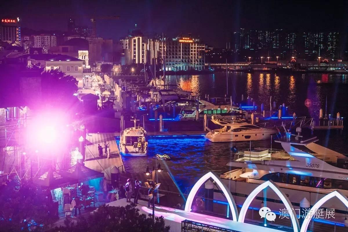 澳门,国际,记录,冰山一角,精彩美图 第六届澳门国际游艇展精彩内容全记录