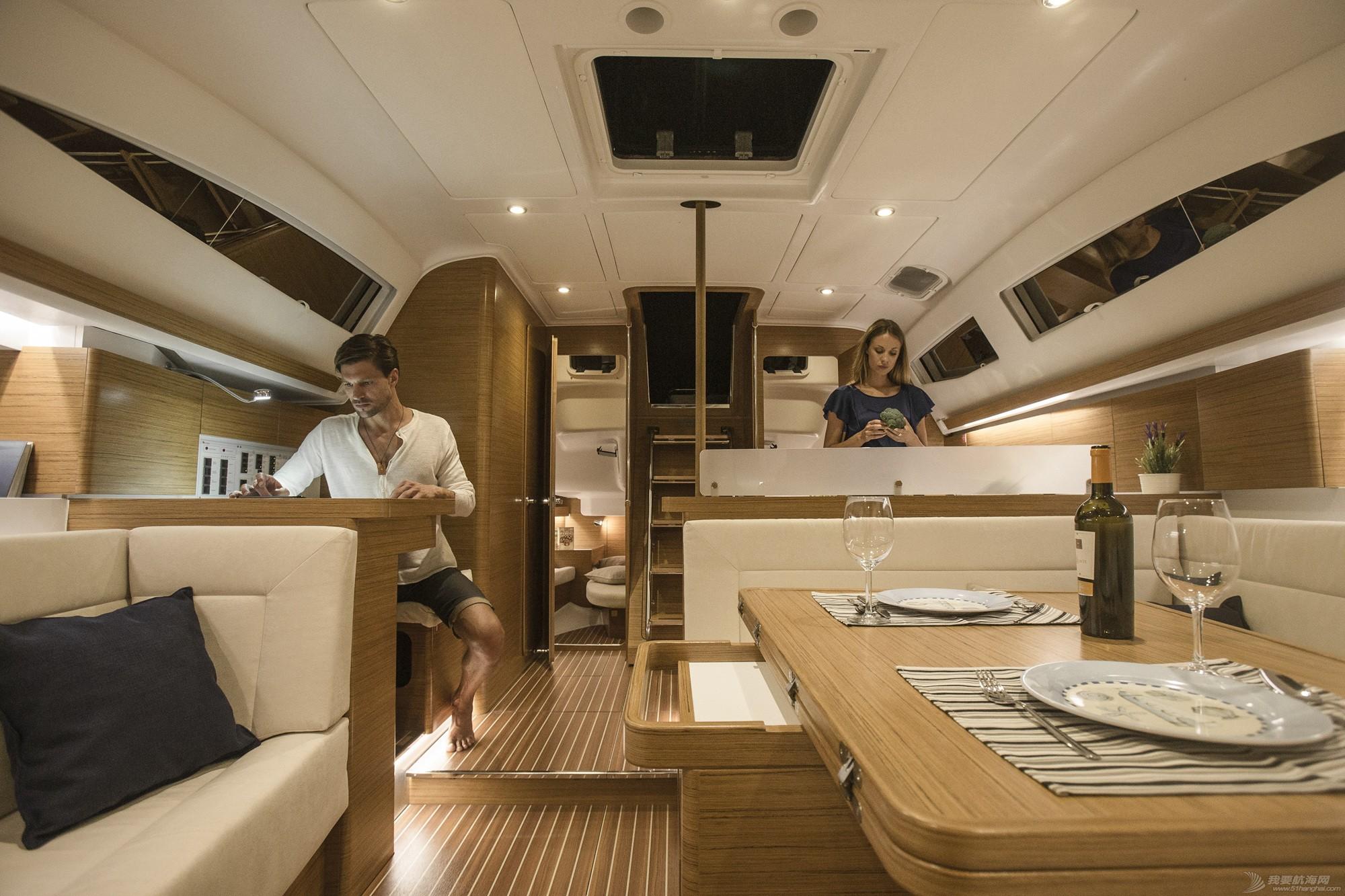 帆船,休闲,印象 elan IMPRESSION 45豪华休闲帆船 逸蓝45英尺巡航帆船 Elan IMPRESSION 45帆船