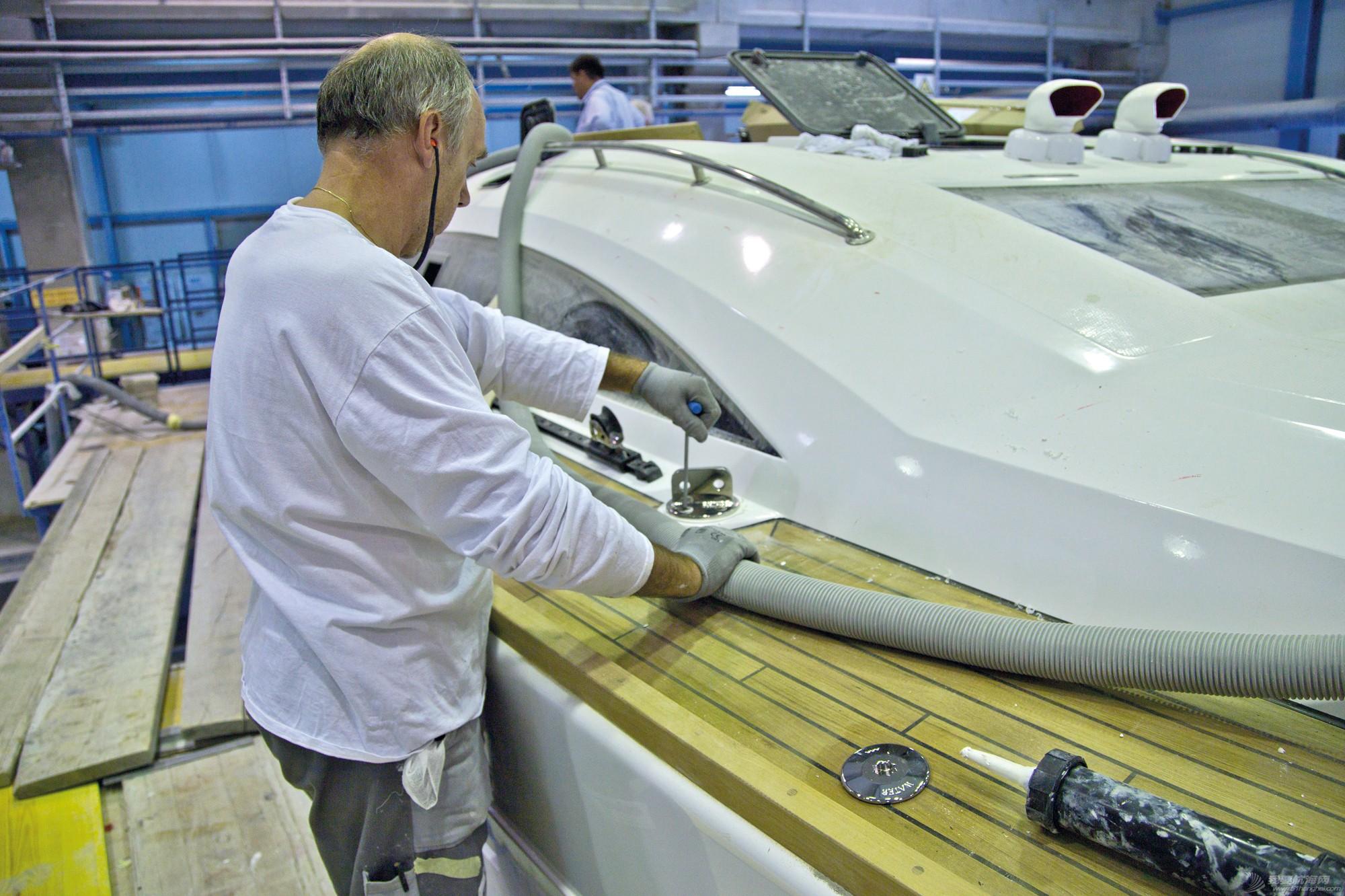 帆船,休闲,印象 elan IMPRESSION 45豪华休闲帆船 逸蓝45英尺巡航帆船 Elan帆船生产工艺