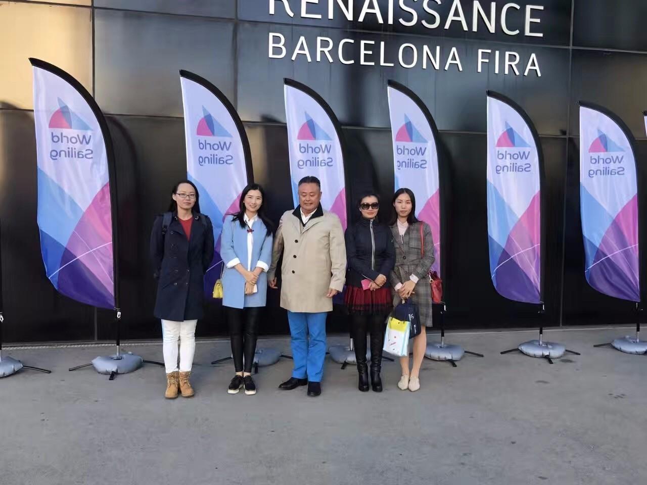 西班牙,巴塞罗那,国际帆联,帆船运动,安哥拉 世界帆船联合年会在西班牙举行,中国杯代表出席年度盛会 925e526624c613b51f311f6c3e178238.jpg