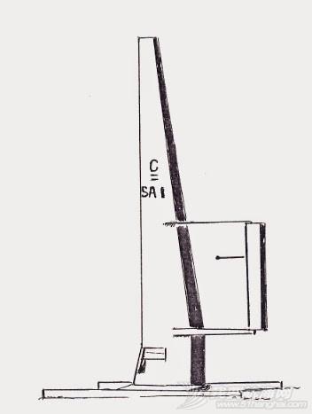 如何 请问硬帆如何操控?能不能通过直接转动桅杆,来改变硬帆角度? 2-Splice