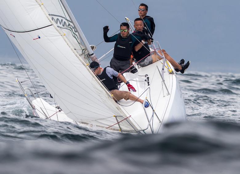 双赛落幕 中国帆船品牌(珐伊)绽放光芒 1.jpg