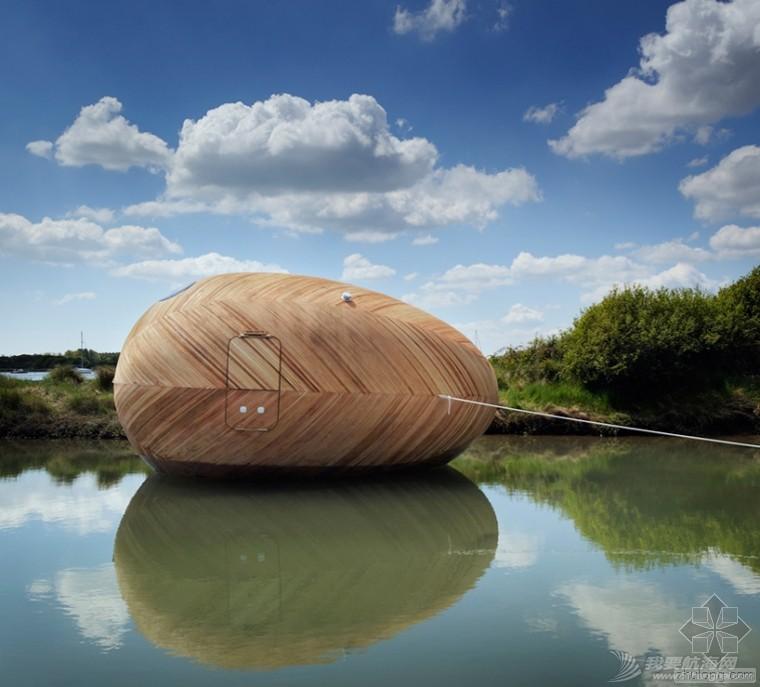 英国,建筑,笔记本电脑,设计原则,生活方式 英国蛋形建筑船【the exbury egg】 750870_2_0_0_760_w_0.jpg