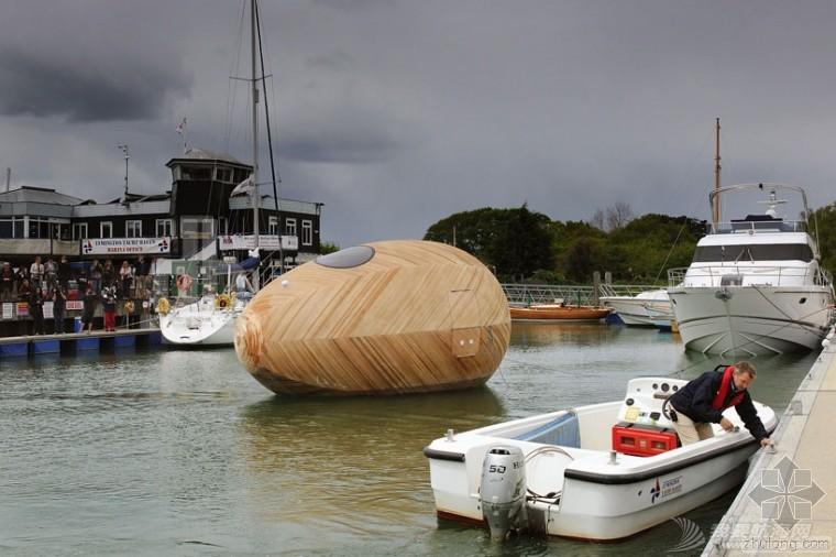 英国,建筑,笔记本电脑,设计原则,生活方式 英国蛋形建筑船【the exbury egg】 750872_4_0_0_760_w_0.jpg
