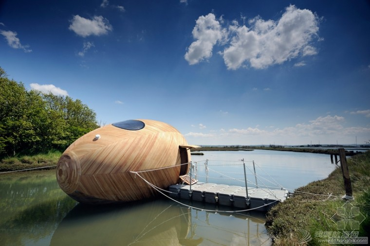 英国,建筑,笔记本电脑,设计原则,生活方式 英国蛋形建筑船【the exbury egg】 750871_3_0_0_760_w_0.jpg