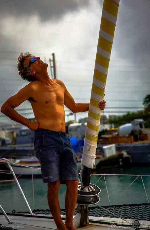 """感恩夏威夷的华人,感恩郭川失联后帮助搜救郭川和""""中国·青岛""""号的所有朋友。 151949j8j2g032m3jl1g6g.jpg"""