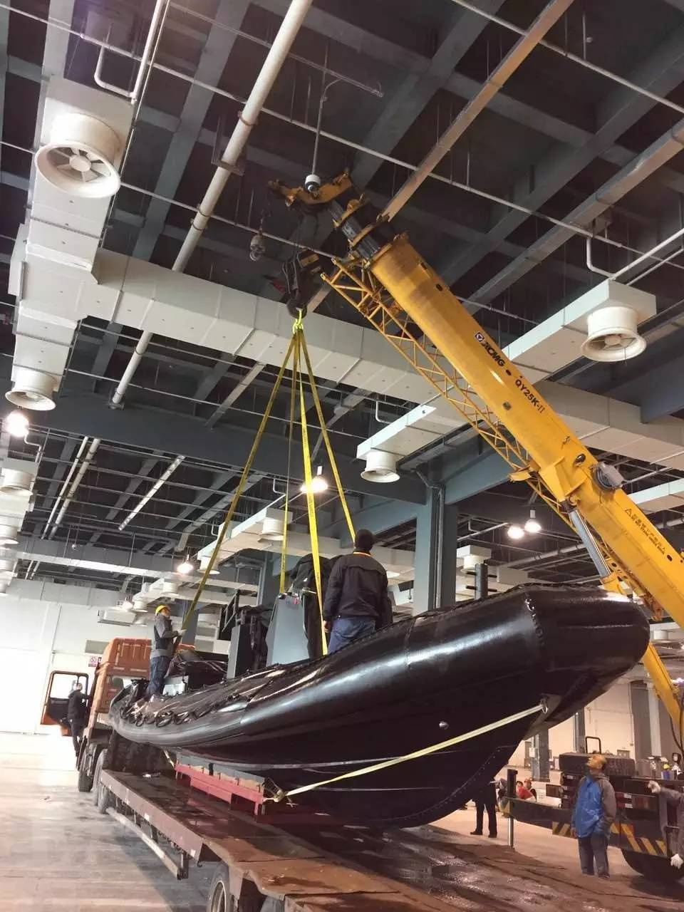 上海国际,展台搭建,展览会,博览会,最大的 Seawork Aisa 上海国际商用及公务船舶展览会今日正式开展! 166c891859a403e09fa7735afb99dfaa.jpg
