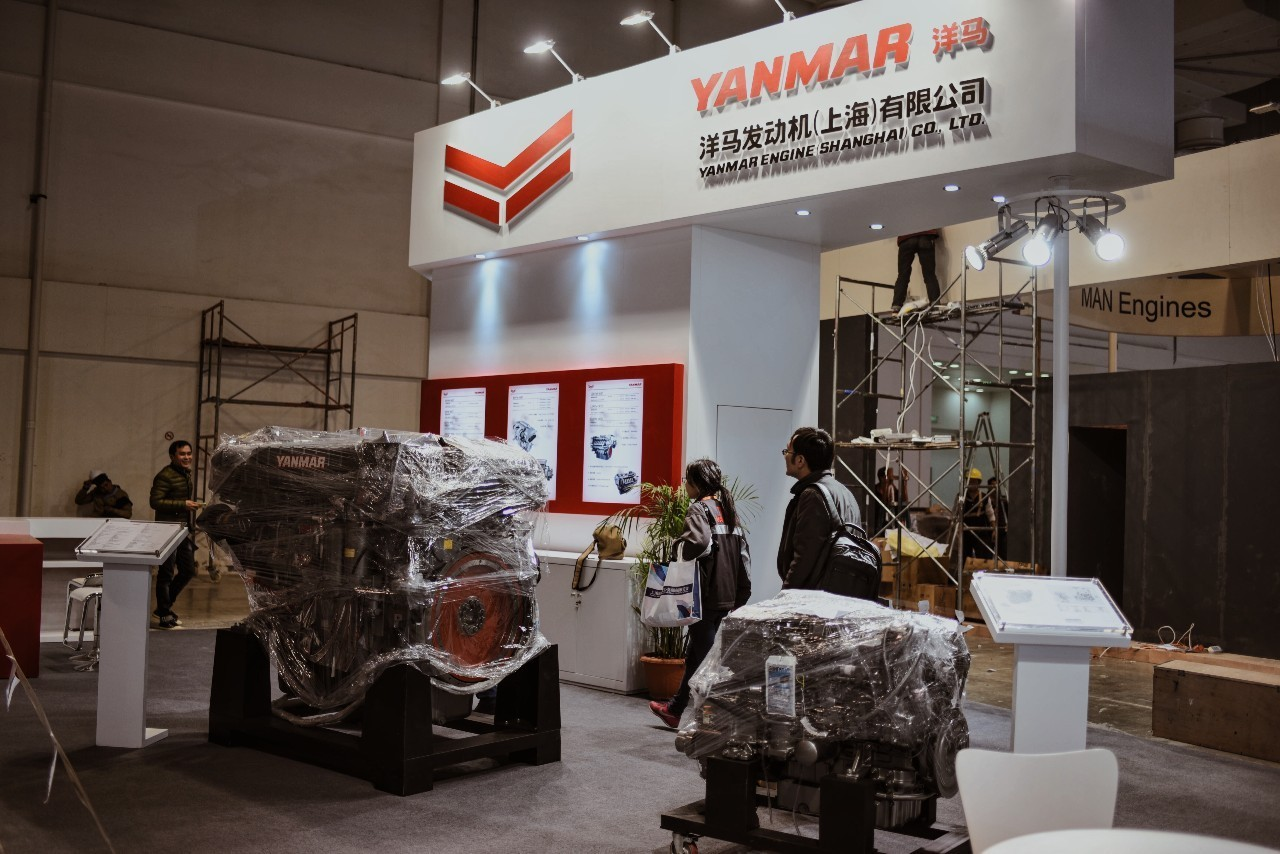 上海国际,展台搭建,展览会,博览会,最大的 Seawork Aisa 上海国际商用及公务船舶展览会今日正式开展! 9d0d3fb83dad9b5f02a67e4634902dcc.jpg