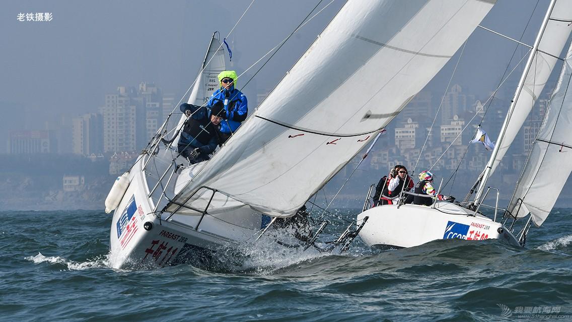 黄海 黄海杯帆船赛掠影(二)