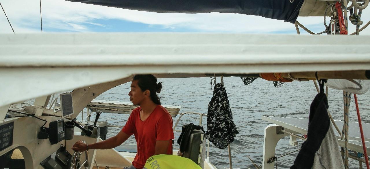 凉水,啤酒,排泄物,帆船,计划 汉桑OCEAN ROVER号的船长,计划单人双体帆船环球航行! da742217f56c0fd7a7d844b474ecdf76.jpg