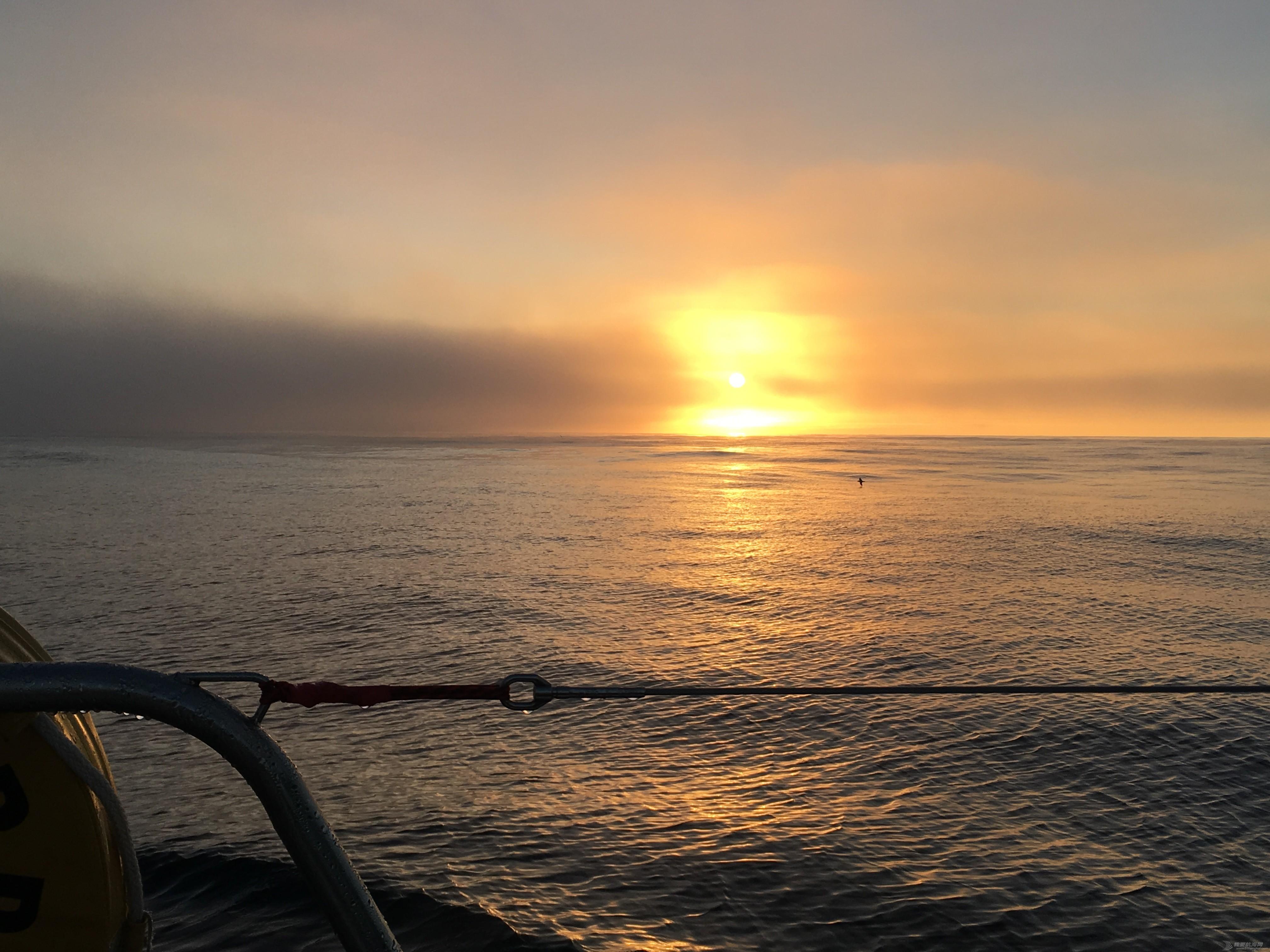 帆游北极-六 梦想总要有的 谁说不能实现