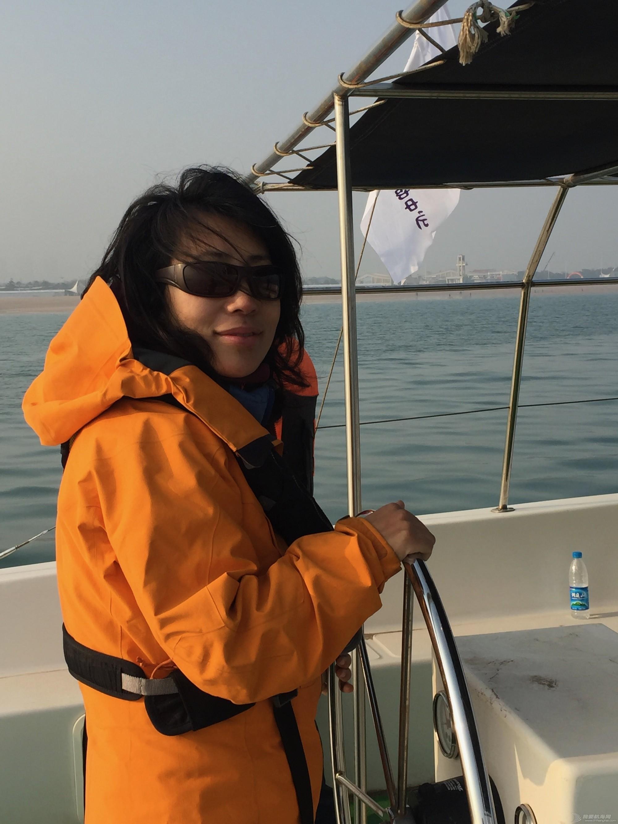 风帆初立展雄姿,黄海波涛炼精魂,致2017日照新年杯帆船赛