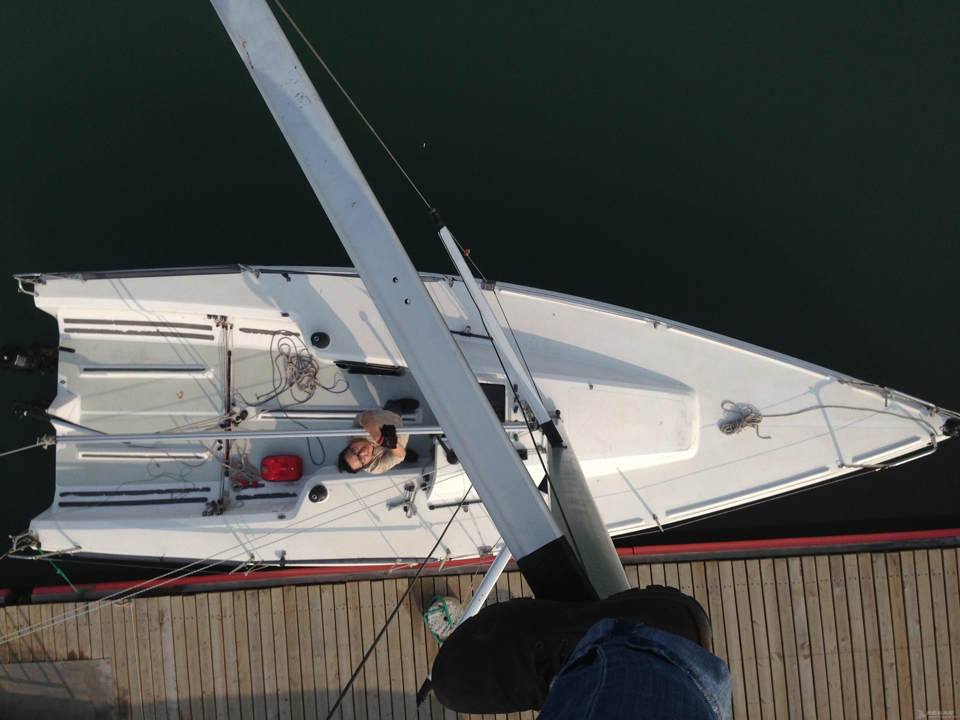 帆船 3000元6天全方位纯海上实操帆船培训课[威海] 帆船驾驶培训
