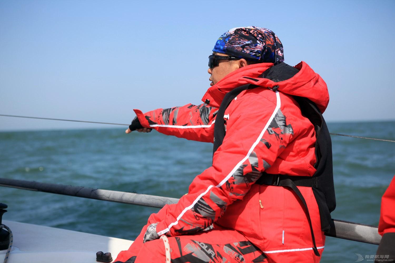 帆船 3000元6天全方位纯海上实操帆船培训课[威海] 帆船培训学员