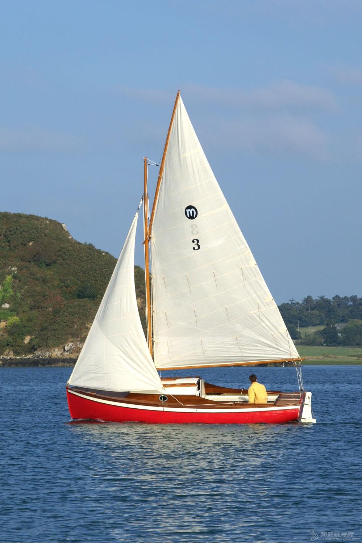 帆船,天津 【视频】TR68木质帆船在天津开工建造 21215-355921.jpg