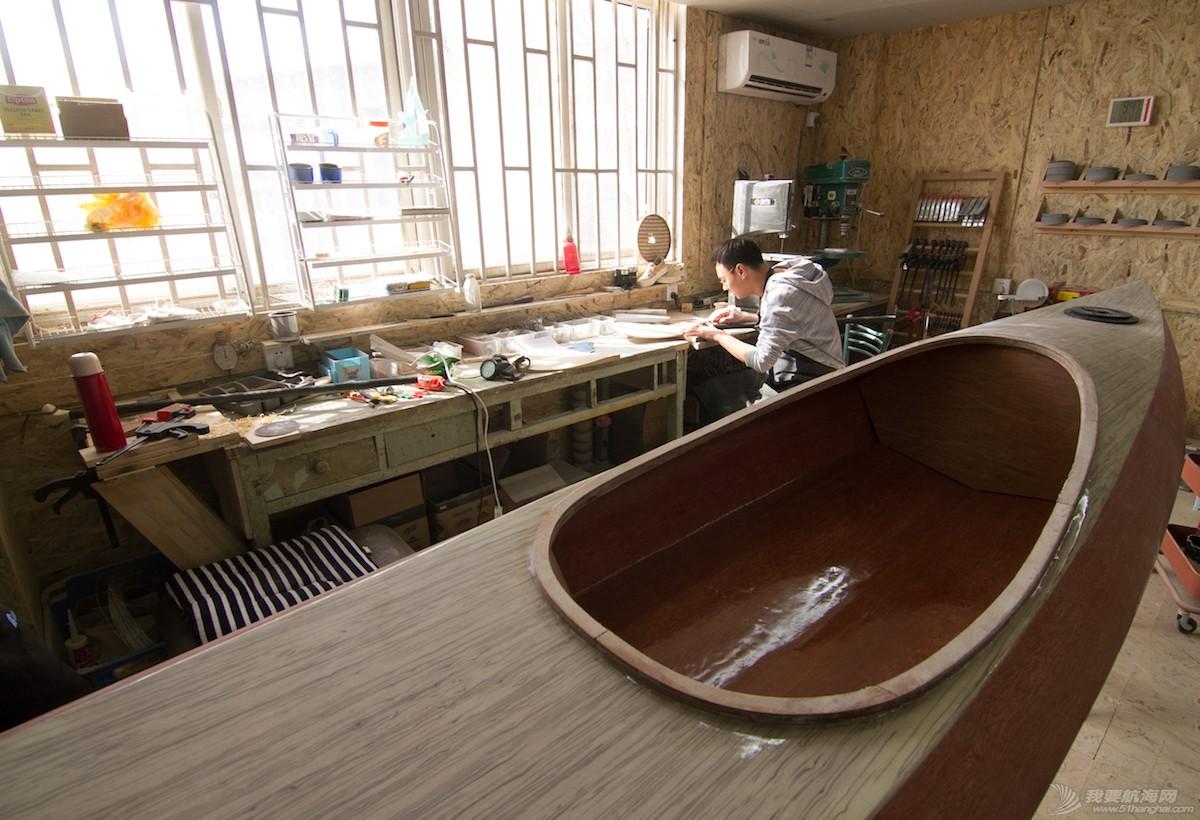 帆船,天津 【视频】TR68木质帆船在天津开工建造 IMG_3391.jpg