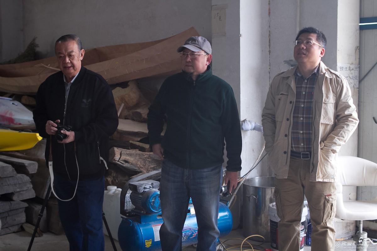 帆船,天津 【视频】TR68木质帆船在天津开工建造 IMG_3418.jpg