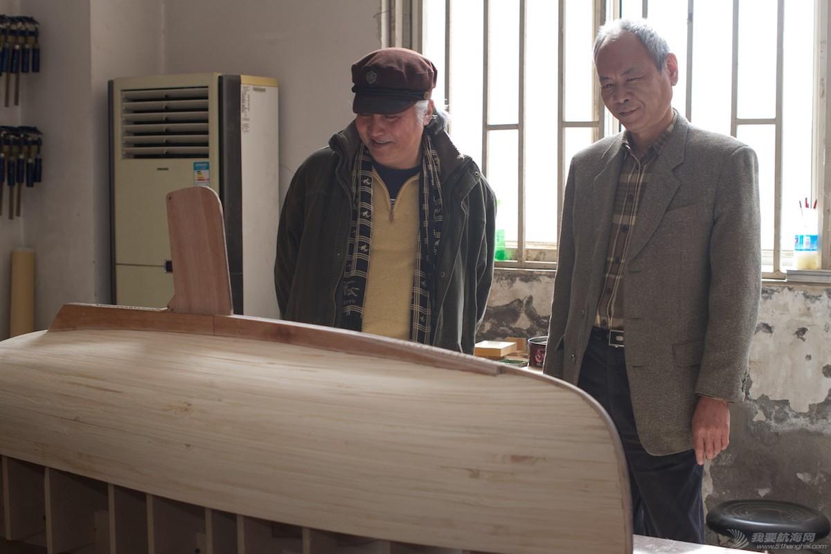 帆船,天津 【视频】TR68木质帆船在天津开工建造 IMG_3431.jpg