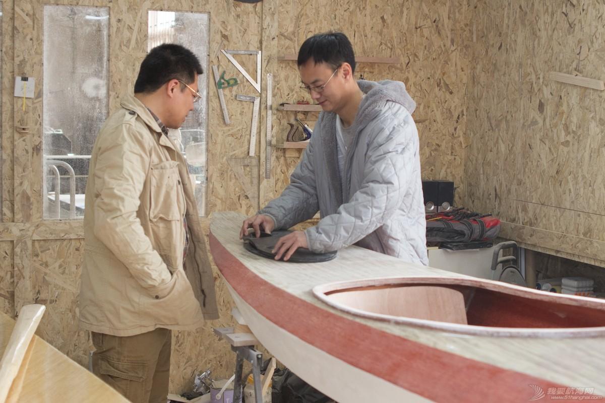 帆船,天津 【视频】TR68木质帆船在天津开工建造 IMG_3423.jpg