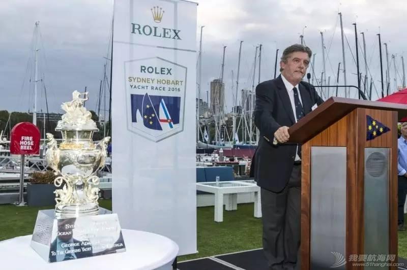 悉尼霍巴特帆船赛奖杯首次亮相2017上海国际游艇展!
