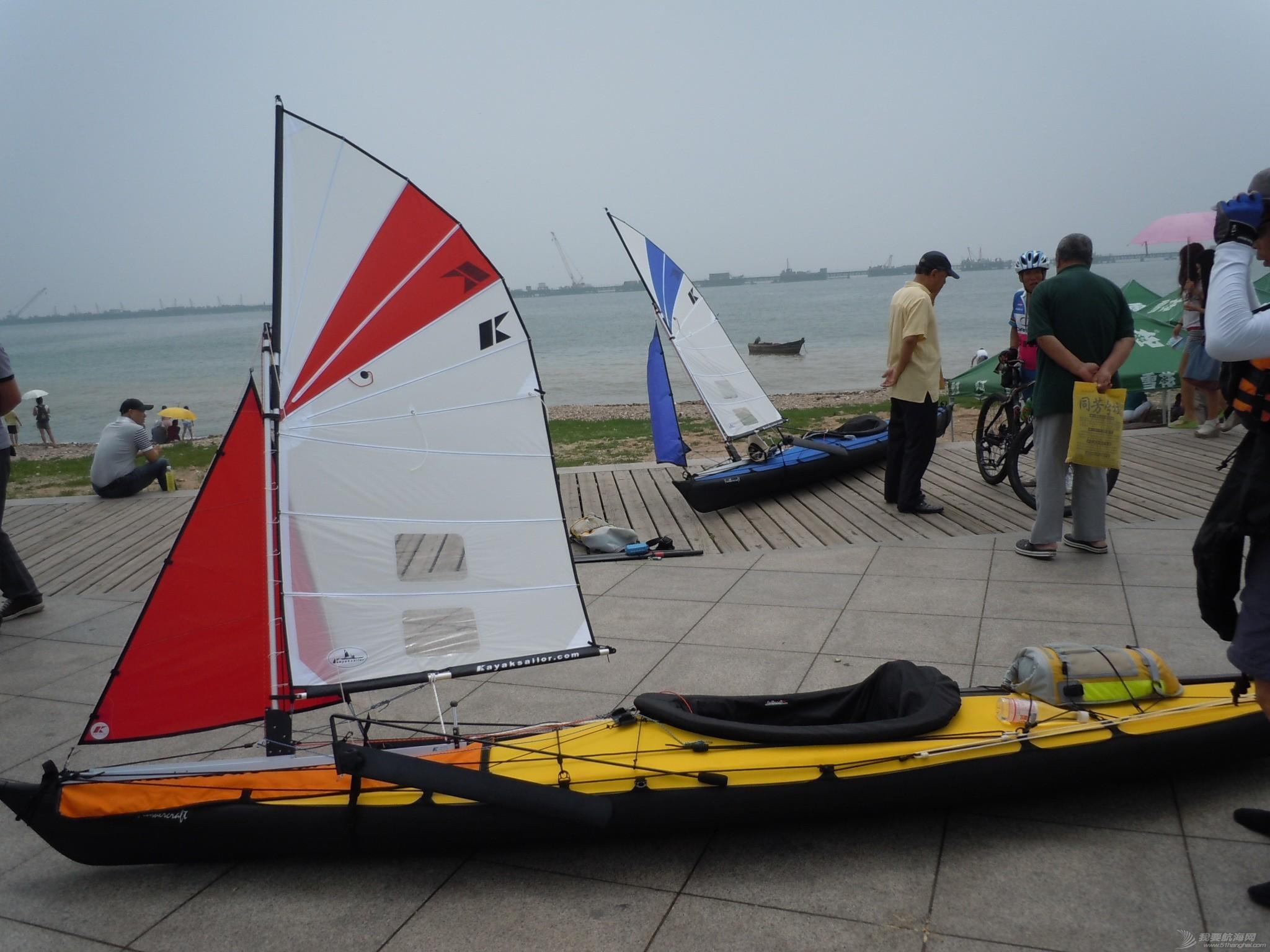 皮划艇 单人皮划艇能自己加上小帆么? 013714s8n8enx31q4ey735.jpg