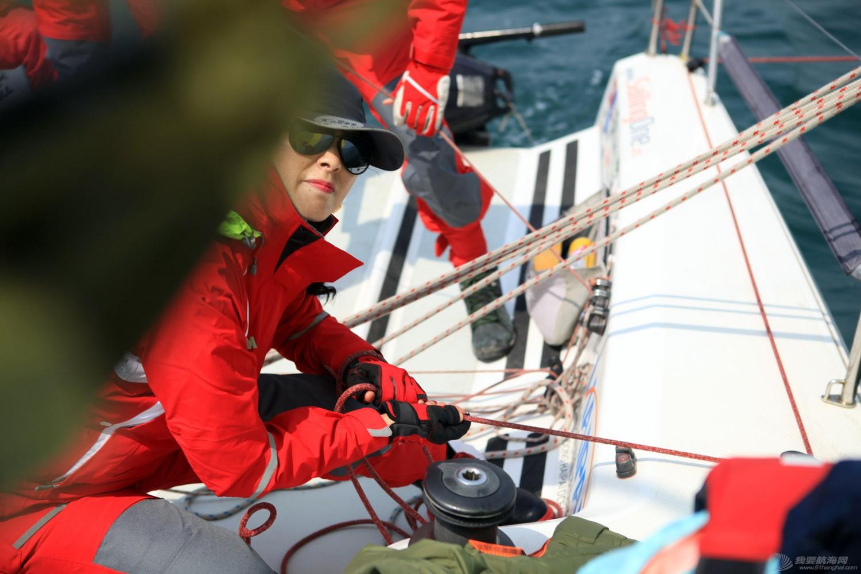 照片,帆船 为什么你在帆船上没有帅帅的照片?-CCOR赛前训练第二十七天 威海帆船培训