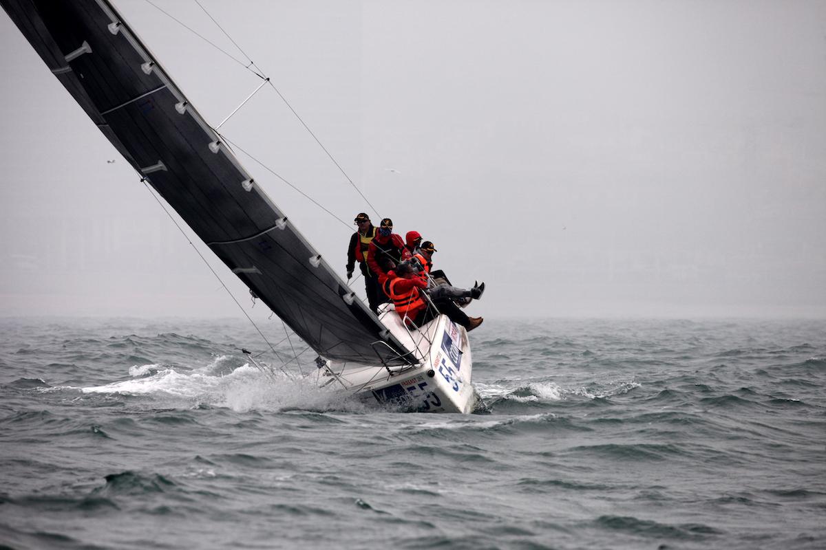 【8th KELME CCOR】25日航线赛雨中完结,各船队备战明日长距离赛