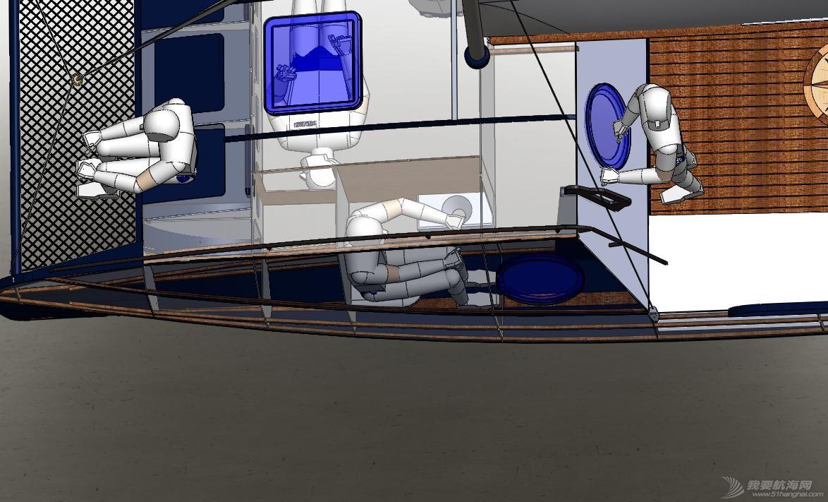 帆船,迷你 迷你有船舱的双体帆船 53a405b54ed38.jpg