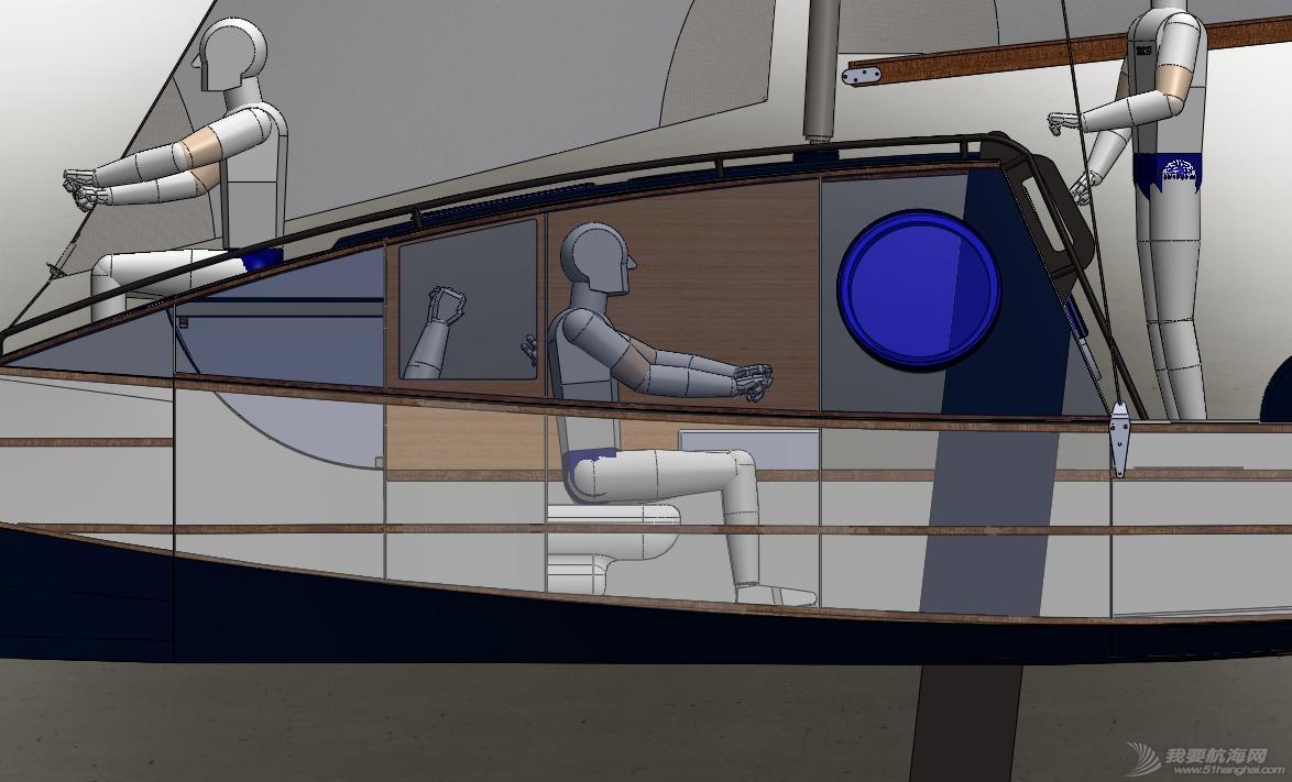 帆船,迷你 迷你有船舱的双体帆船 53a405b550c73.jpg