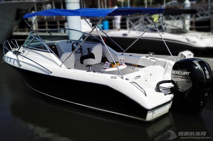 发动机,水星 诺丽达640钓鱼艇15年下水9成新水星150匹发动机 吉祥号02.jpg