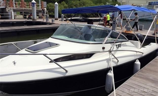发动机,水星 诺丽达640钓鱼艇15年下水9成新水星150匹发动机 首图06.jpg