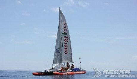 帆船,迷你 迷你有船舱的双体帆船 katamaran.jpg