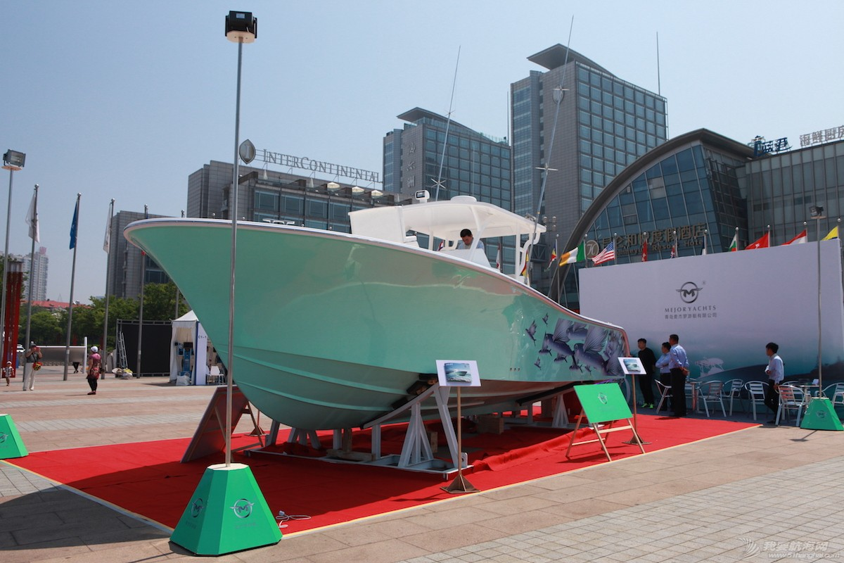 2017航博会|专访青岛麦杰罗游艇有限公司董事长:张志国