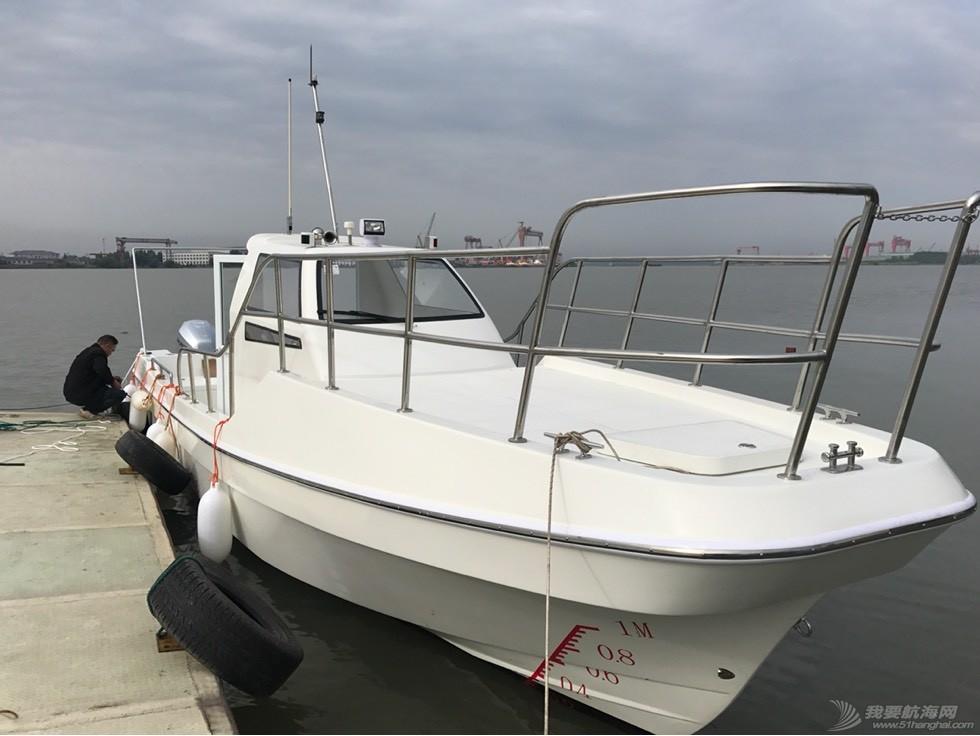 最平价的33呎钓鱼艇