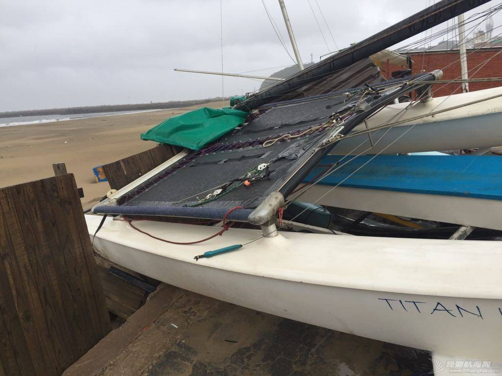 德班港再遇强暴风,171节风速,你让我如何保船?