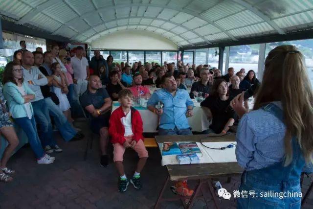 第5届MINICAT充气式双体凯发娱乐官网帆友见面交流会于6月29日-7月1日在意大利Como 湖举行