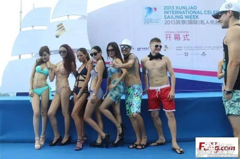 深圳卫视《极速寻航》国内第一档航海真人秀
